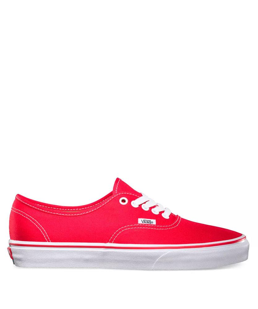 10a483238b9 ... Tenis-Vans-Authentic-Vermelho. voltar para Calçados