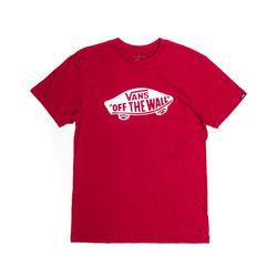 Camiseta-Vans-OTW-Vermelha