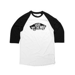 Camiseta-Vans-OTW-Raglan-Branca-VN-BB0XXMYB2-01