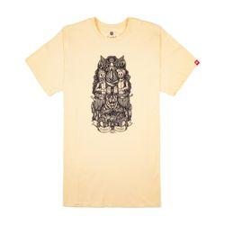 Camiseta-Element-Ophicina-Timber-II-Amarela-E471A0151-01