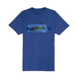 Camiseta-Ophicina-Preserve-PET-Azul
