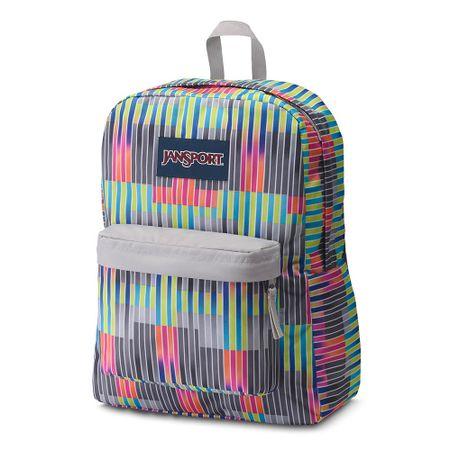 Mochila-JanSport-SuperBreak-Static-Stripes-T50141Y-01