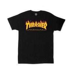 Camiseta-Thrasher-Flame-Logo-Preta-300016