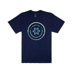Camiseta-Oakley-Omni-Azul-FOA400384
