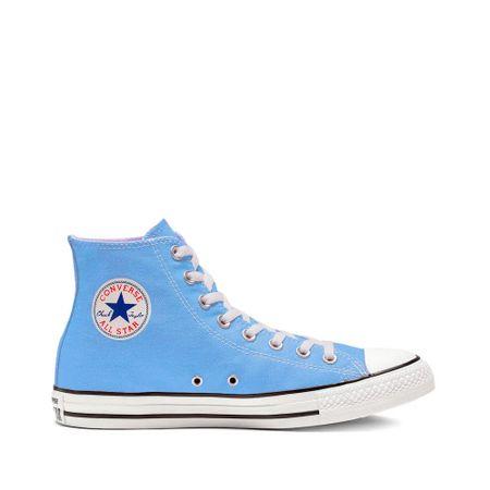 O-Tenis-All-Star-Converse-Chuck-Taylor-foi-criado-em-1917-como-um-tenis-de-basquete-que-nao-escorregava-e-foi-promovido-pelo-Chuck-Taylor.-Ao-passar-das-decadas-o-sneaker-foi-adorado-pelos-rebeldes-artistas-musicos-sonhadores-pensadores-e-originas.-Hoje-e-reconhecido-como-o-tenis-mais-iconico-de-todos-os-tempos-com-seu-estilo-e-durabilidade.---Cabedal-em-camurca--Solado-de-borracha--Logo-na-lateral--Cano-alto