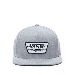 Bone-Vans-Full-Patch-SnapBack-Cinza-VN-000QPUHTG