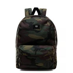 Mochila Vans Old Skool III Backpack Camuflado VN-0A3I6R97I