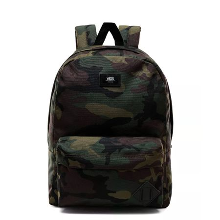 Mochila Vans Old Skool III Backpack Camuflado VN-0A3I6R97I