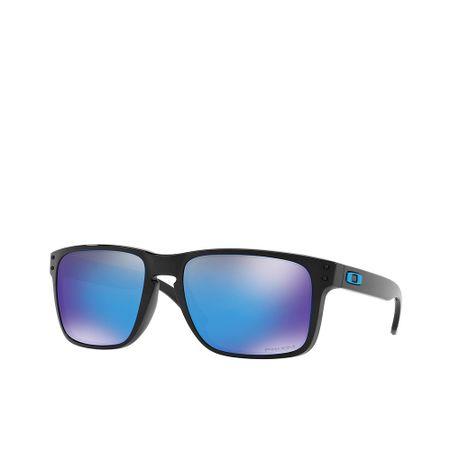 Oculos-Oakley-Holbrook-XL-Polished-Black-Prizm-Sapphire-OO9417-03