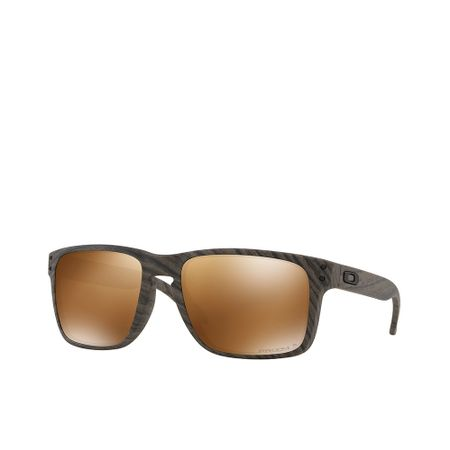 Óculos Oakley Holbrook XL Woodgrain Prizm Tungsten Polarized OO9417-06