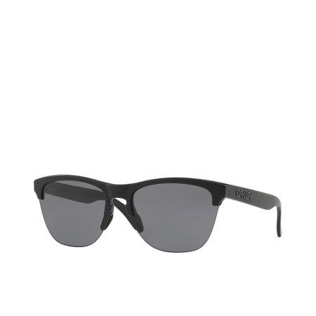 Oculos-Oakley-Frogskins-Matte-Black-Grey-OO9374-01