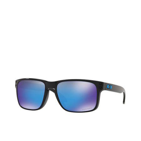 Oculos-Oakley-Holbrook-Polished-Black-Prizm-Sapphire-OO9102-F5