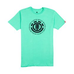 Camiseta Element Seal Verde E471A0001
