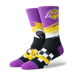Meia-Stance-Lakers-Wave-Racer-Roxo-Unica-M548C19LAK