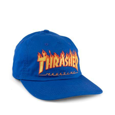 Bone-Thrasher-Dad-Hat-Flame-Azul-40012