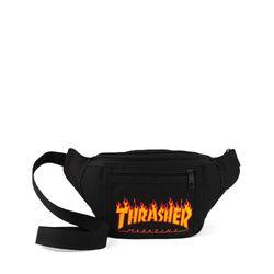 Pochete-Thrasher-Flame-Preta-50051