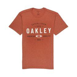 Camiseta-Oakley-Premium-Quality-Tee-Vermelha-FOA401519