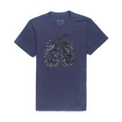 Camiseta-MCD-Ophicina-Feminina-Nature-Lung-Life-Rules-Azul-12025501