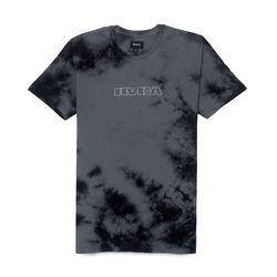 Camiseta-RVCA-M-C-Techiline-Cinza-Escuro-r461a0040