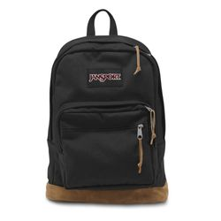 Mochila Jansport Right Pack Couro  TYP7008